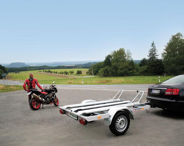 MOTORBIKE TRAILERS CLASSIC
