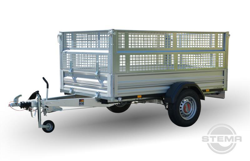 trailer direct sortiment alu stl 1300 o2 13 25 13 1. Black Bedroom Furniture Sets. Home Design Ideas