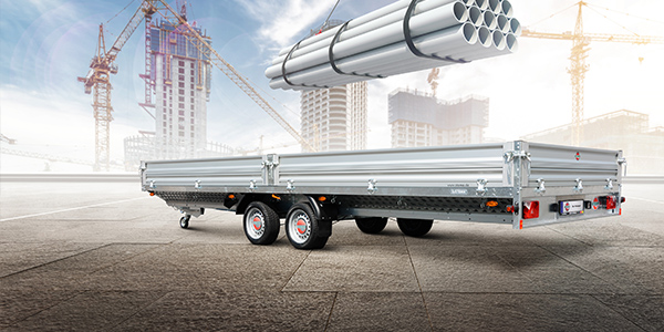Der erste 6-Meter Transporter von STEMA ist da