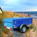 Der Camping-Trailer mit gro�?em Fassungsvermögen - 1.250 Liter !