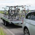 Carrier XL mit Fahrradträger