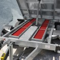 Auffahrrampen-Set (rot markiert)