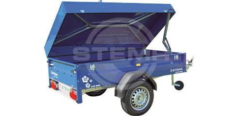 trailer direct stema anh nger sortiment kaufen blue man 850. Black Bedroom Furniture Sets. Home Design Ideas