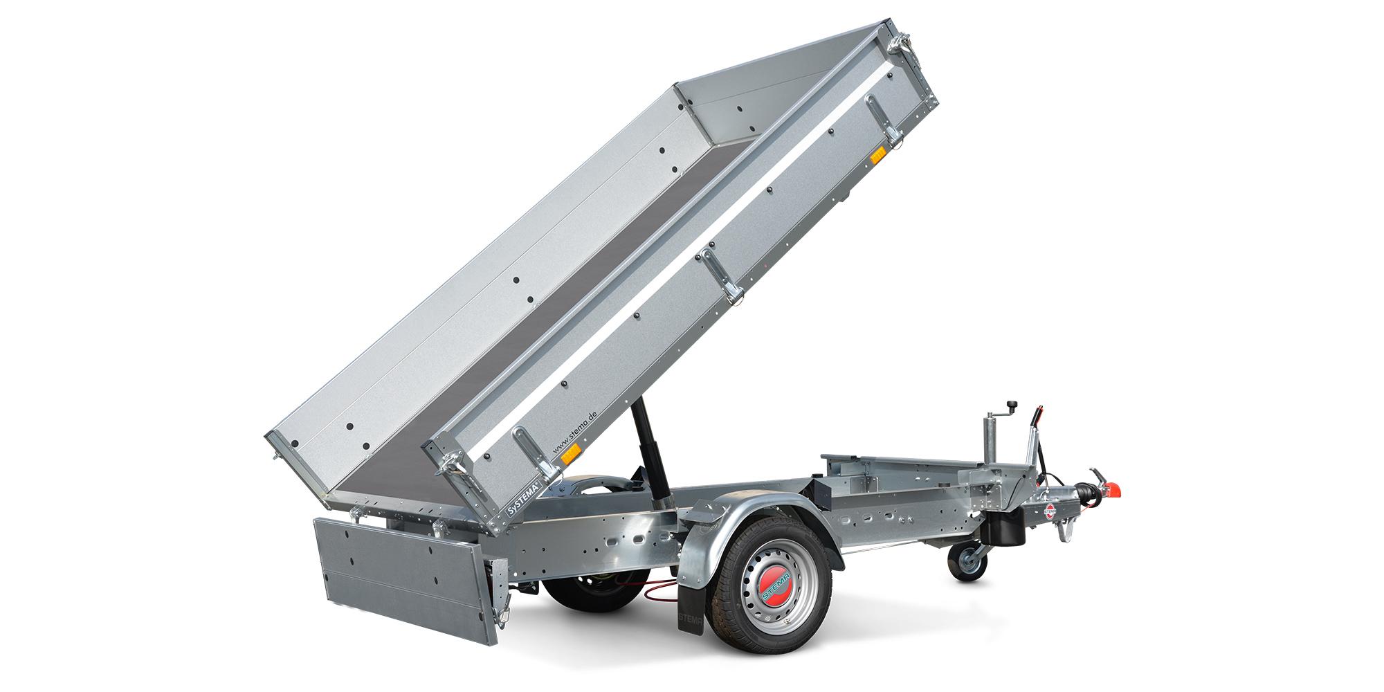 Trailer Direct - STEMA Anhänger Sortiment kaufen - SHRK O2 15-25-15.1