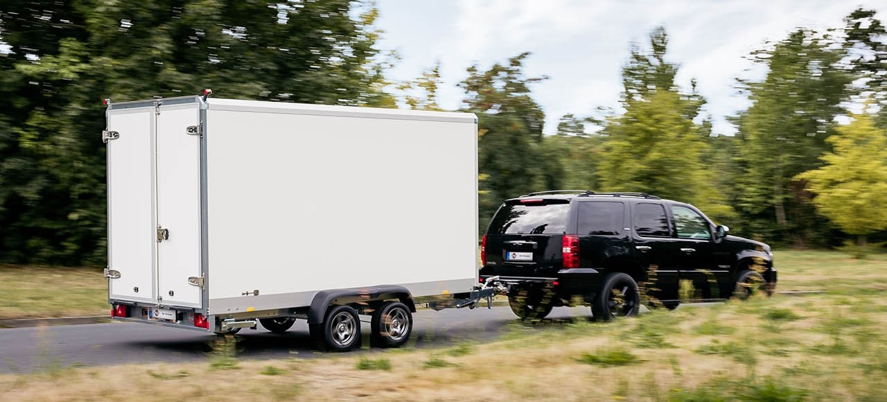 Discover the new cargo trailer