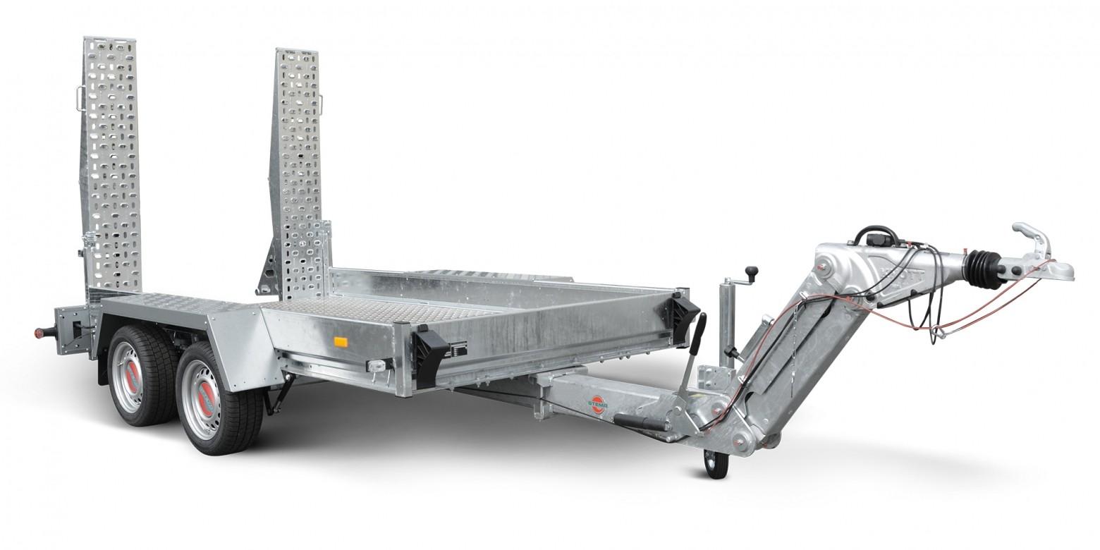 BAUMA - BMAT O2 35-36-18.2 - Baumaschinentransporter - STEMA