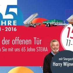 65 JAHRE STEMA - Tag der offenen Tür