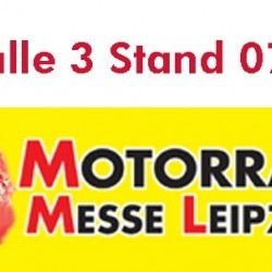 STEMA auf der Motorrad Messe Leipzig 2015