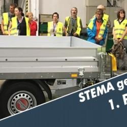 STEMA gewinnt den 1.Platz im Projekt - Lange Nacht der Industrie