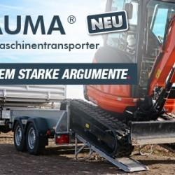 STEMA BAUMA - Der Garant im täglichen Baustelleneinsatz