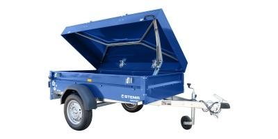 Blue Man 750 offen