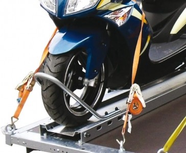 Motorradtransporter STLP 850