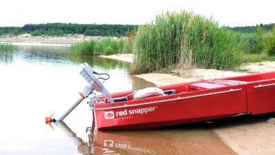 red snapper cruiser