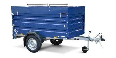 Blue Man 750 mit Bordwandaufsatz
