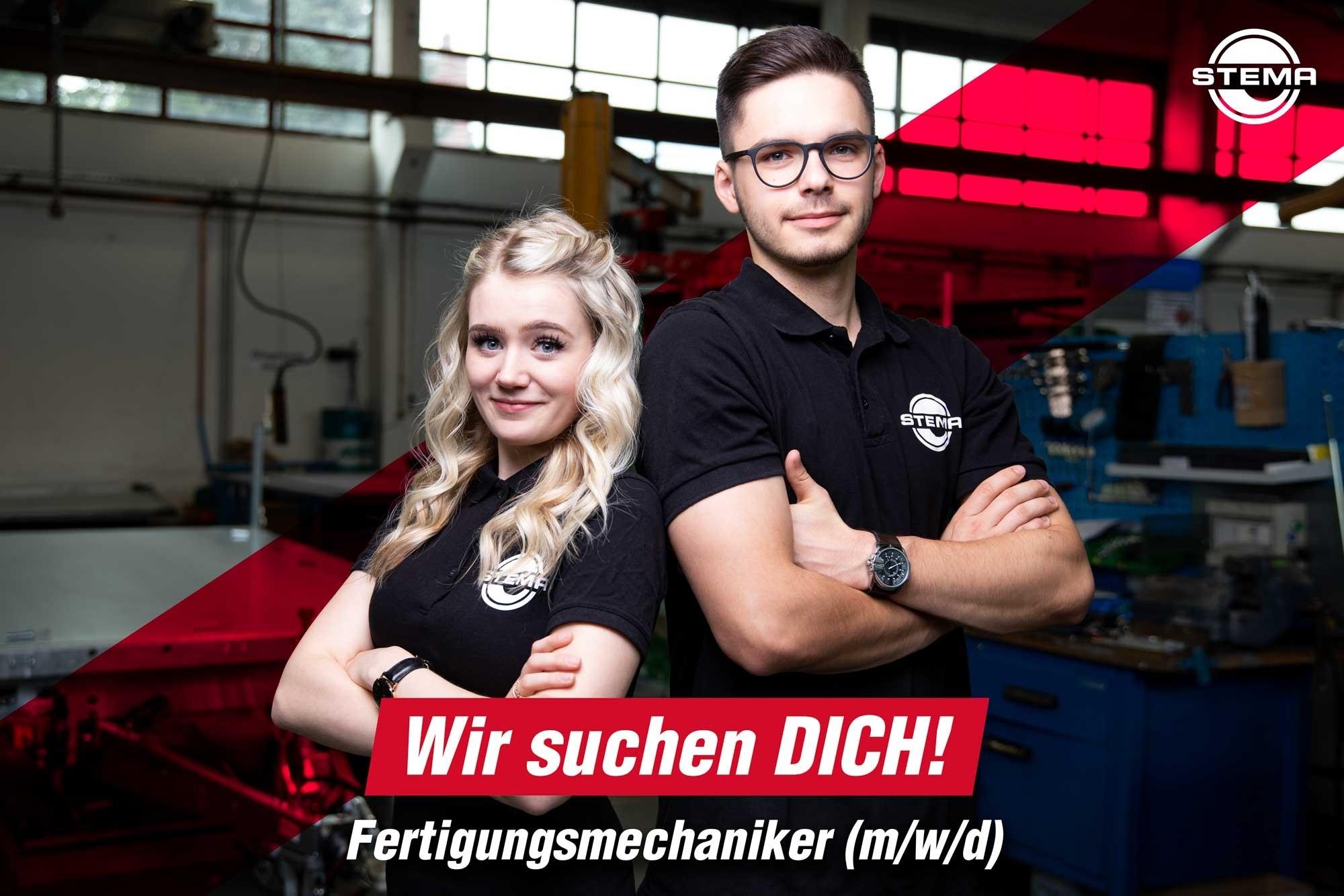Ausbildung zum Fertigungsmechaniker/in