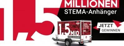 1,5 Millionen STEMA Anhänger