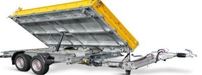 STEMA - Galabau-Transporter für echte Profis