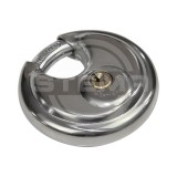 Round lock for Safety Box und Safety Box XL