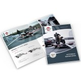"Brochure ""Motorcycle Trailers"""