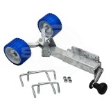 Pendulum rollers with spindle support
