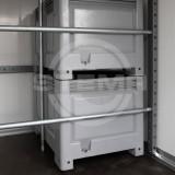 Sperrbalken horizontal für Kofferanhänger S-Box