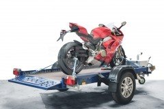 EILZURR Motorrad - Verzurrsystem für BMW, Ducati, KTM und MV AGUSTA