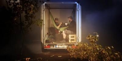 The new cargo trailer S-BOX